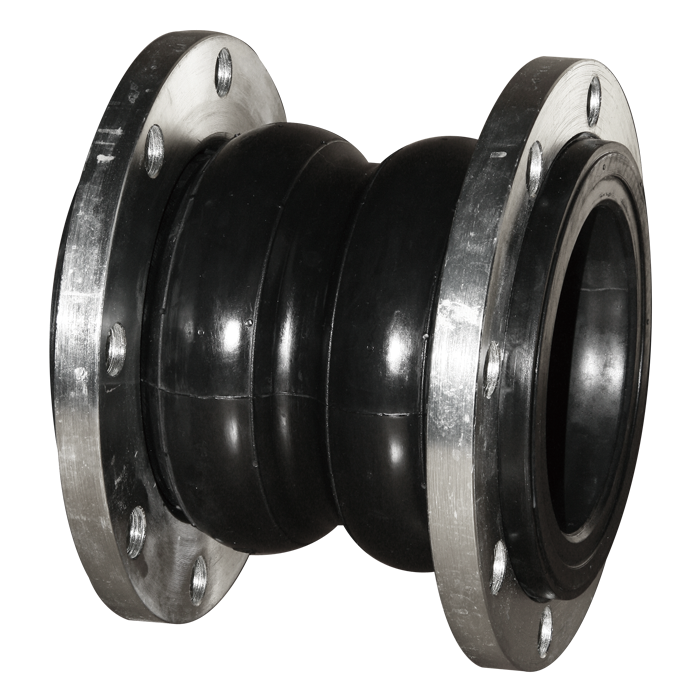j14 double sphere rubber expansion joints flanged joints. Black Bedroom Furniture Sets. Home Design Ideas